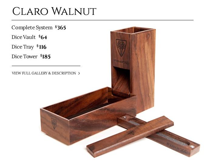 Claro Walnut