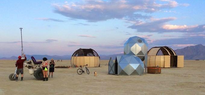 Burning Man 2014: Caravansary