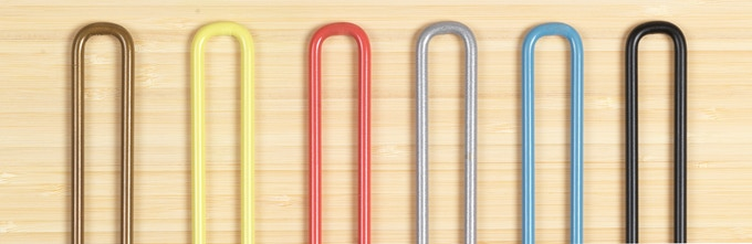 Bracket colours: Brass | yellow | red | silver | blue | matte black