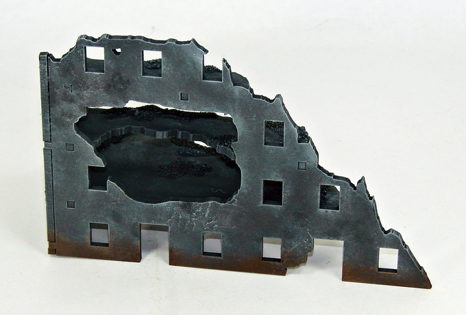 15mm Ruins