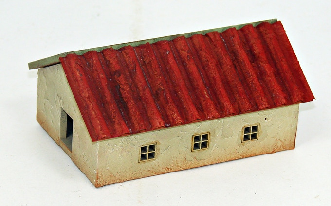 15mm Town