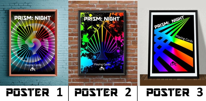 Posters available for the project