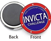 INVICTA Challenge Founders' Club Magnet - Stretch Goal