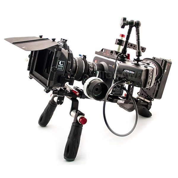 very similar Blackmagic setup to our package