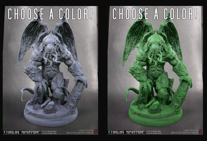 Two COLORS to choose from!