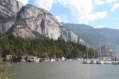 """Squamish and """"The Chief"""""""