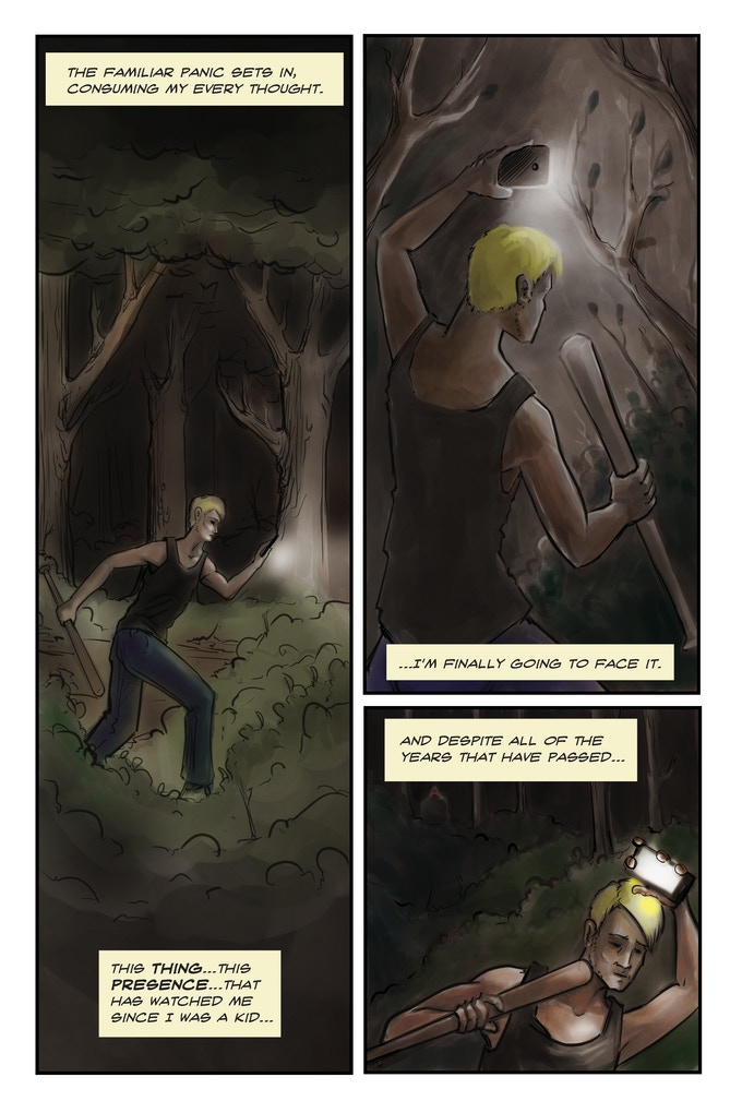 Cryptid #1 - Page 11