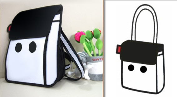 droPrinter Customized Bag
