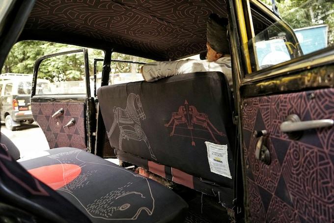 Lokesh Karekar's 'From a Taxi Window'