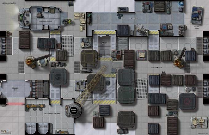 Cargo Docks