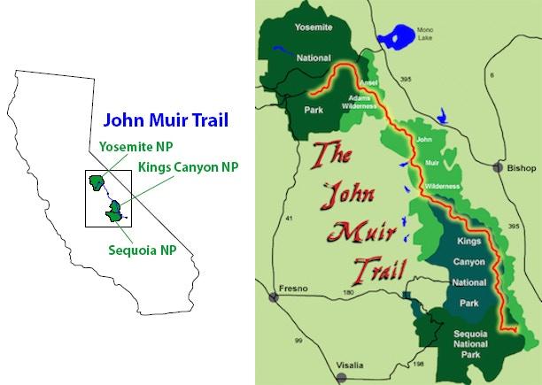 The Range of Light Night  Day on the John Muir Trail by Scott
