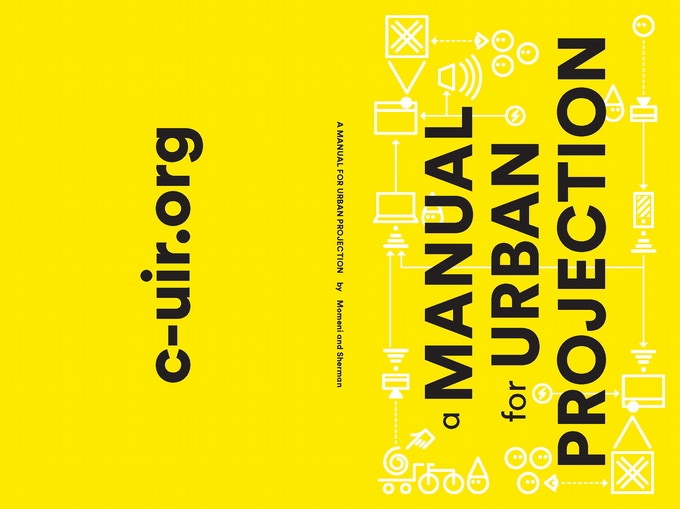 A Manual for Urban Projection (Cover)