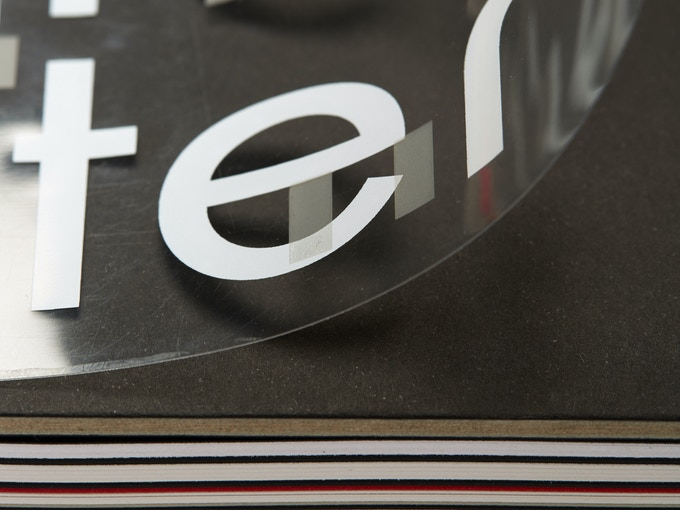 A detail shot from Hans Richter. Il ritmo dell'avanguardia, a 50 Books selection.