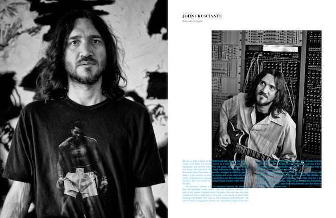 John Frusciante draft page