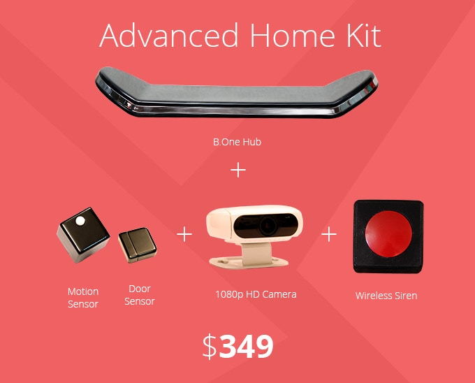B.One Advanced Home Kit