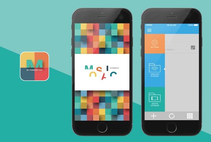 The Mosaic App
