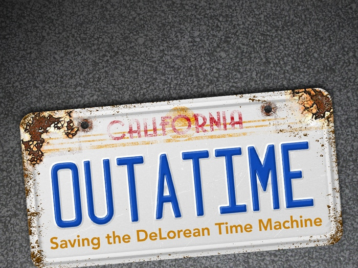 "Racing against time, Universal Studios and ""Back to the Future"" fans work together, to save the original DeLorean Time Machine."