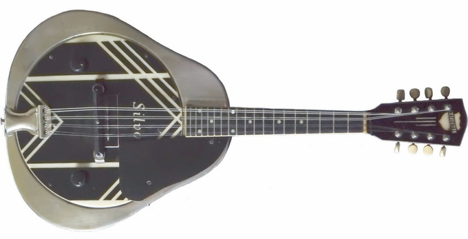 Silvo electric mandolin 1930s