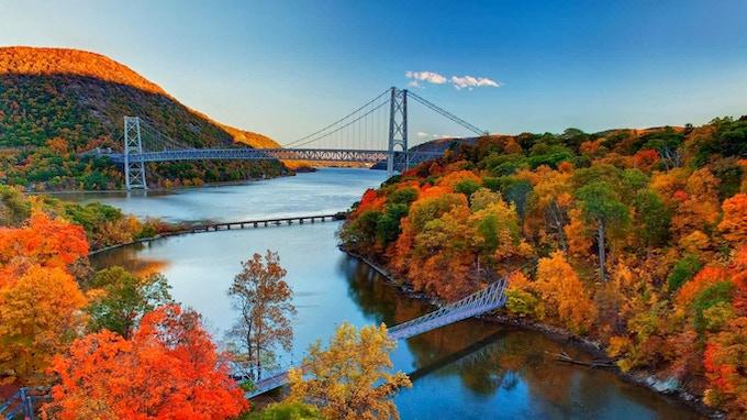 The extravagent Hudson Valley, NY!