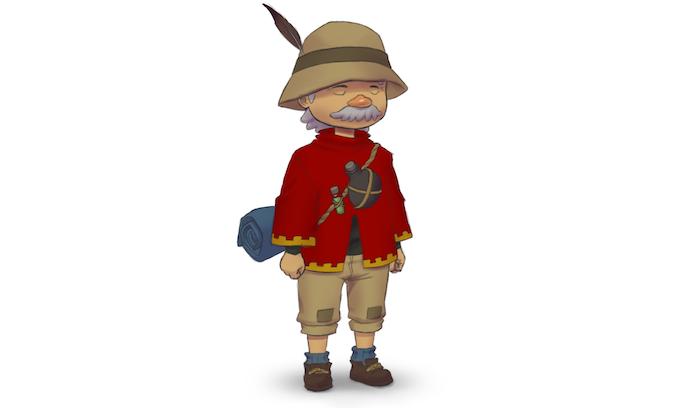 The Master Explorer