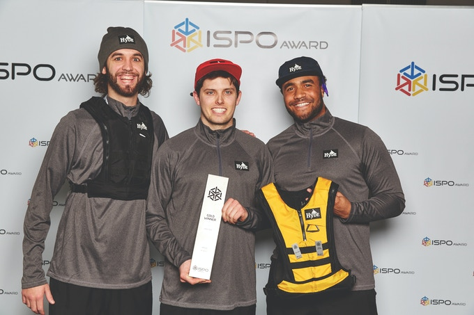 ISPO 2015/16 Best Action Sports Safety Product