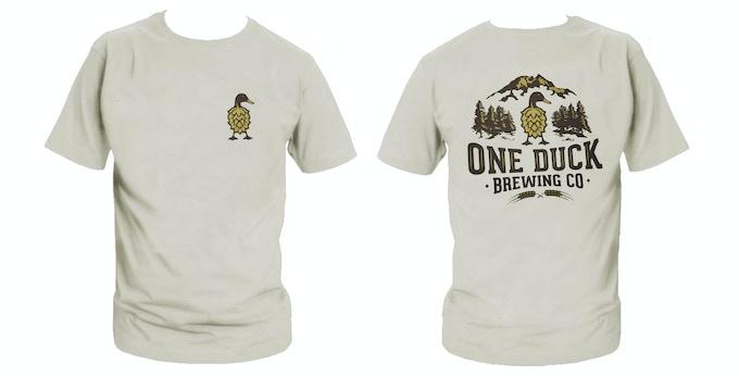Men's One Duck T-shirt
