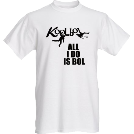 ALL I DO IS BOL T-SHIRT