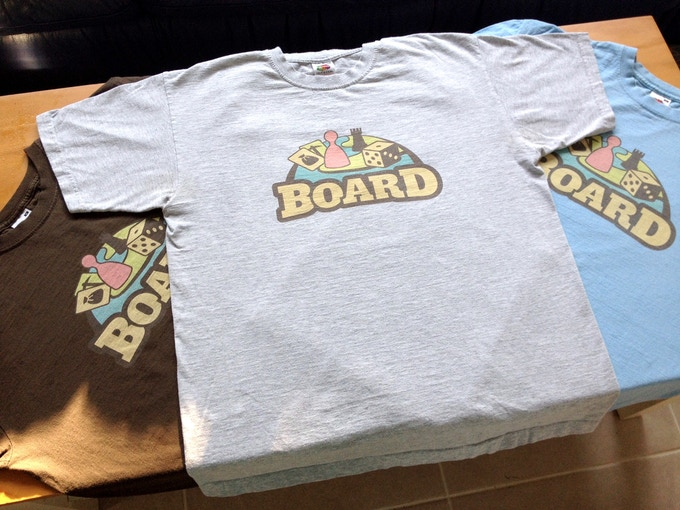 A few example prints of our T-shirts