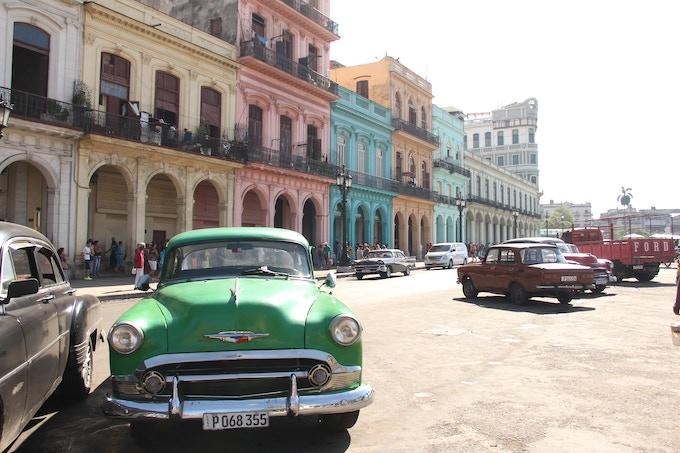 Habana Vieja, Cuba. Taken this past December