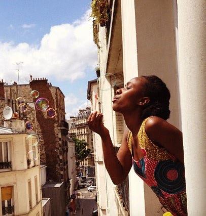 Paris je t'aime.