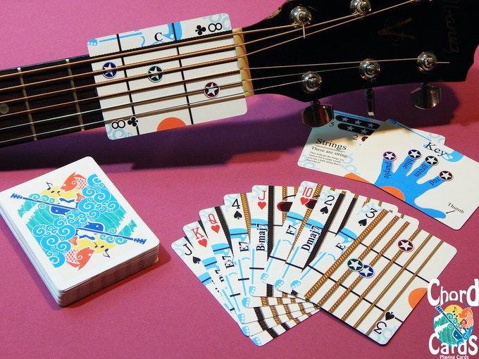 Chord Cards