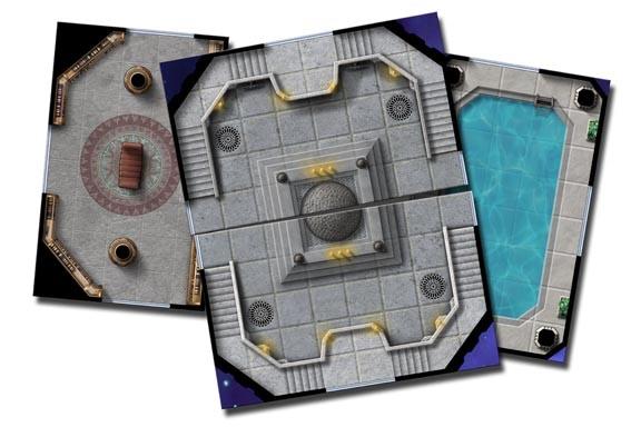 Dimensional Timeship Tiles (Work in Progress)