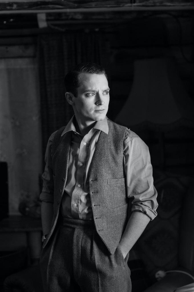 Elijah Wood as John Malcom Brinnan