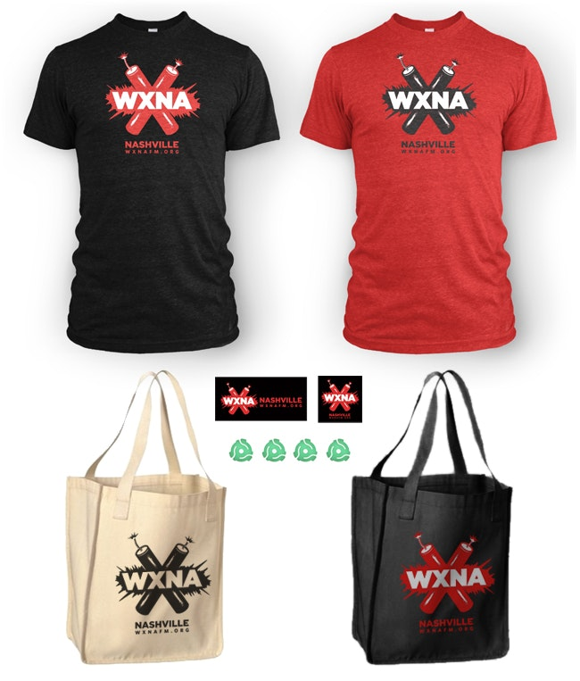 We have great swag. Now you can, too.