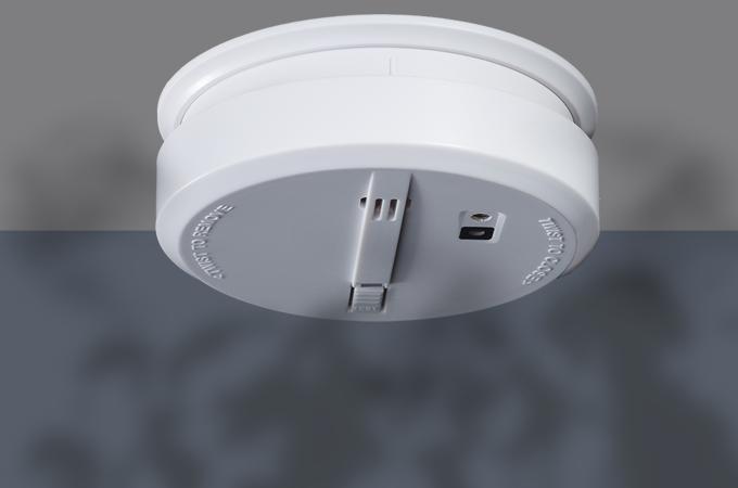 vigek smoke alarm get alerts realtime view from anywhere by shuwen liu kickstarter. Black Bedroom Furniture Sets. Home Design Ideas