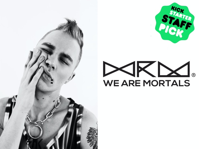 Gender-free streetwear clothing brand inspired by the future. We are mortals, we are limitless.