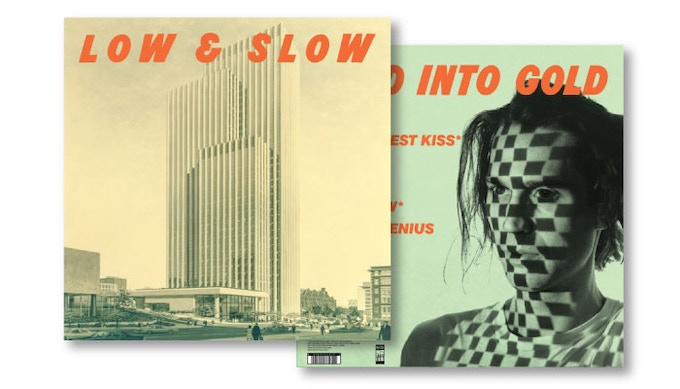 REWARD: Lead Into Gold-Low & Slow Special Color Vinyl Limited Pressing of 50
