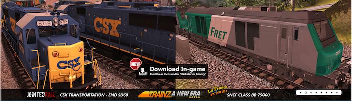 Trainz Simulator: A New Era - Create, Drive, Operate, Share