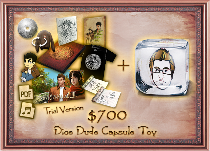 Shenmue 3 by ys net kickstarter the shenmue guestbook reward will be included in all higher rewards fandeluxe Image collections