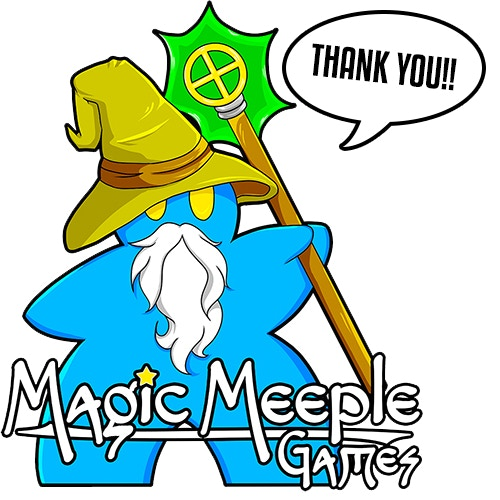 www.MagicMeepleGames.com - Thank you for backing our project!!