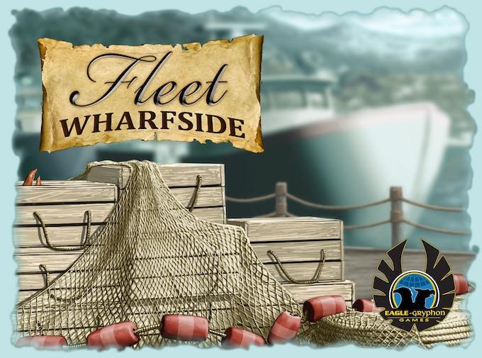 Fleet Wharfside Cover