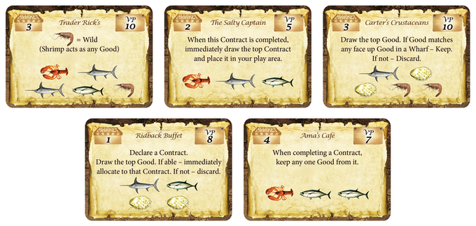 Sample of Contracts