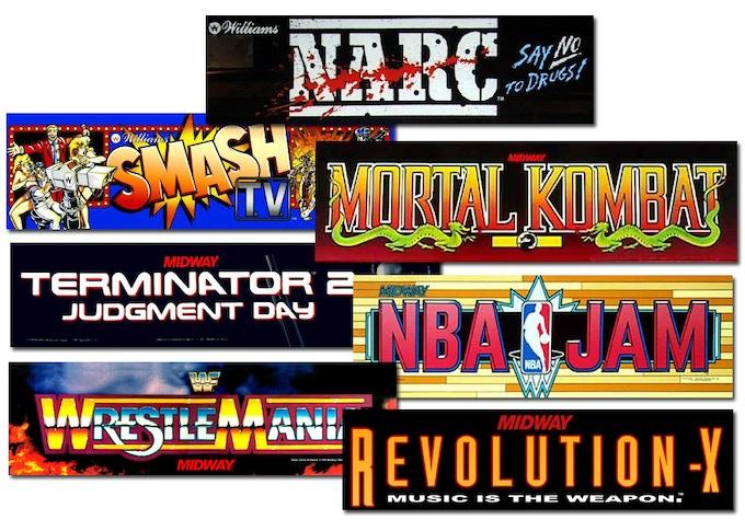 Insert Coin: Inside Midway's 90's Revolution [kickstarter]
