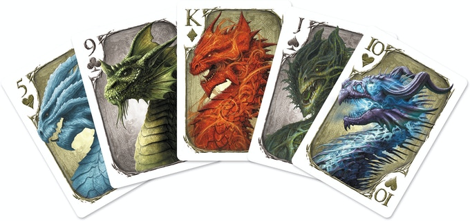 Stretch Goal: The WHITE deck!