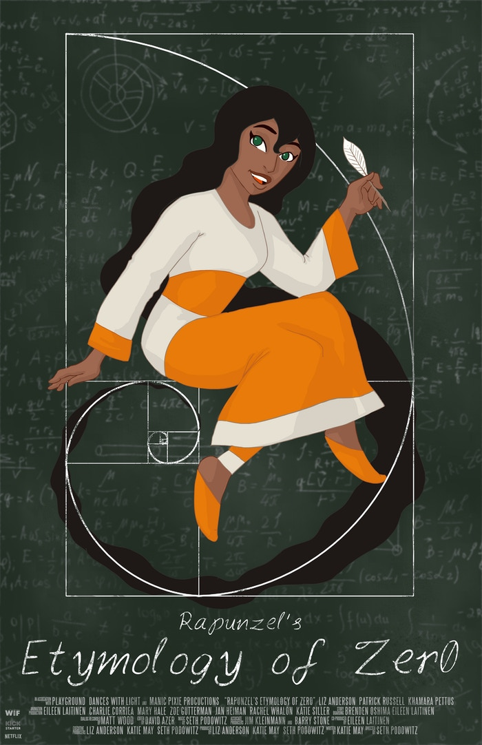 A smart, charming, sassy, story of a beautiful quirky princess who would rather hide in her tower and do math, than marry her prince.