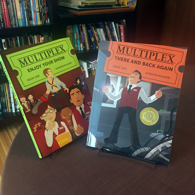 Multiplex: Books One and Two
