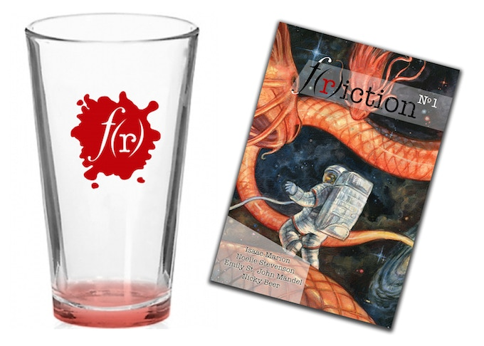 Beer Glass and F(r)iction!