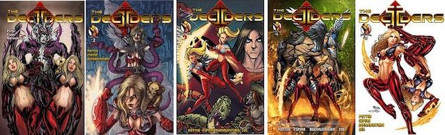 The Deciders comic