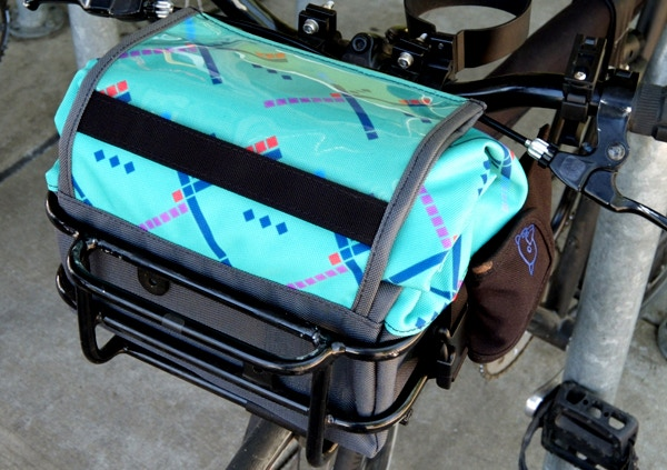 Adventure bag with PDW Takeout Basket