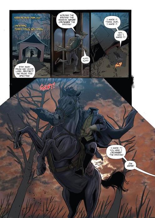 Combat Jacks #3, Page 1